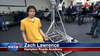 2011 FIRST Robotics Competition – NASA Knights