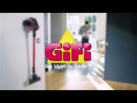 Aspirateur Sans Fil Homday Gifi Youtube