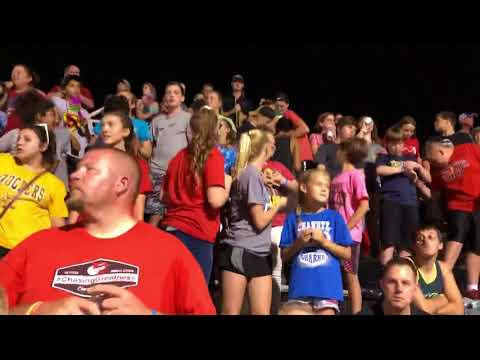 2018 Bus Race Feature Humboldt Speedway