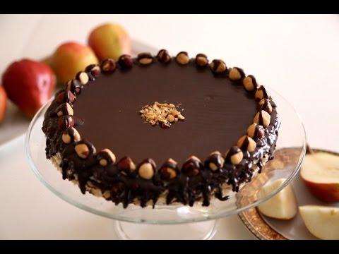 Wafer Nutella Chocolate Hazelnut Cake Easy Recipe Heghinehcom