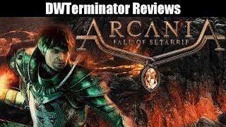 Review - ArcaniA: Fall of Setarrif
