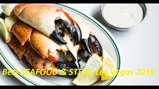 Best Seafood and Steak RESTAURANT LAS VEGAS 2019
