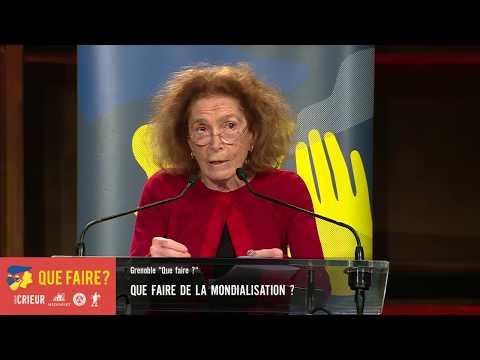 Mireille Delmas-Marty: Manifeste pour une mondialité apaisée.
