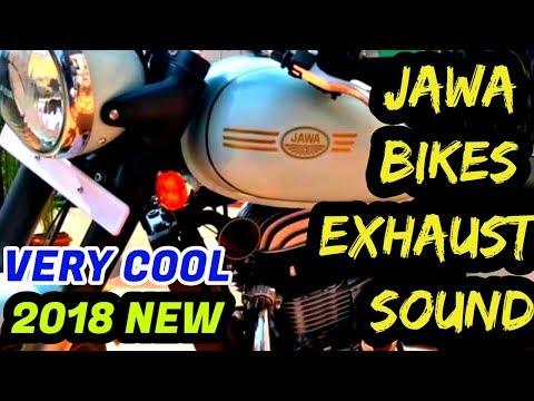JAWA BIKE 2018 SOUND VIDEO || JAWA SOUND || JAWA 300 SOUND || JAWA 42 SOUND 2018