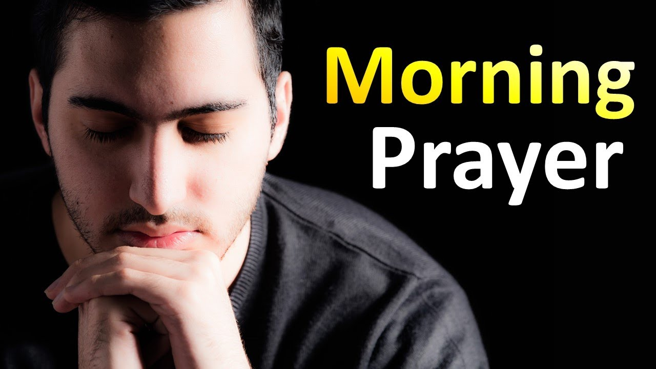 MORNING PRAYER HEALING PRAYER ✅