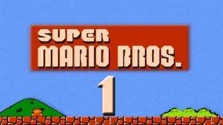 Let's Play Super Mario Bros. Part 1: Klassisches Klempnerabenteuer