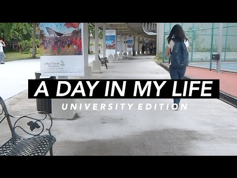 A Day In My Life (Monash University) / HIDAYAH A.