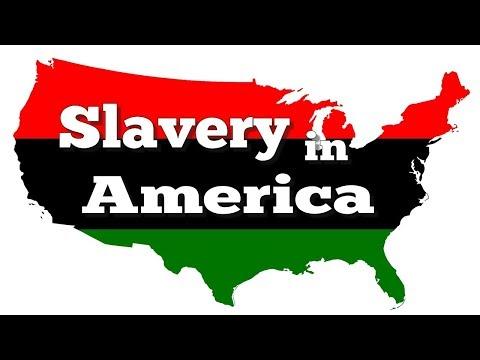 Slavery in America: How did slavery begin in America?