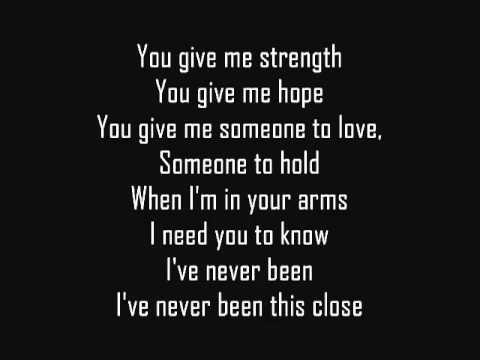 Westlife   Close Lyrics   YouTube