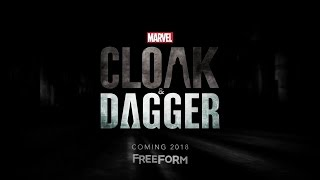ตัวอย่าง Cloak and Dagger ซับไทย