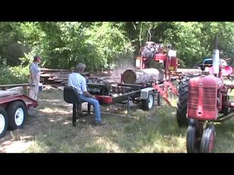 TimberKing Sawmill B-20 Owners