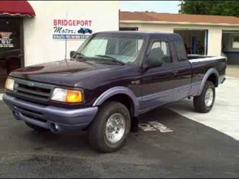 1993 Ford Ranger Xlt Ext Cab 4x4 Youtube