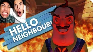 HELLO NEIGHBOR #3 | PrankBrosGames