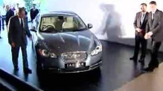Tata launches Jaguar Land Rover in India