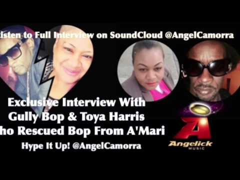 Exclusive Interview With Gully Bop & Message For A'mari