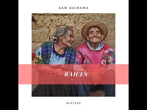 Santiago Quirama - Raíces Mixtape 2018 (Deep House, Folk Music, World/Ethnic Music)