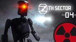 7th Sector - #04: Sie sehen mich rollend, sie hegen Groll | Gameplay German
