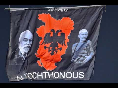 Etno Engjujt - United States of Albania