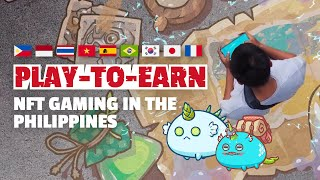 PLAY-TO-EARN | NFT Gaming in the Philippines | Subtitles screenshot 4