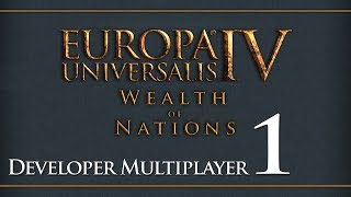 Europa Universalis 4 Wealth of Nations S2 - Dev