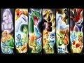 All Pokemon Intros (1996- 2014)