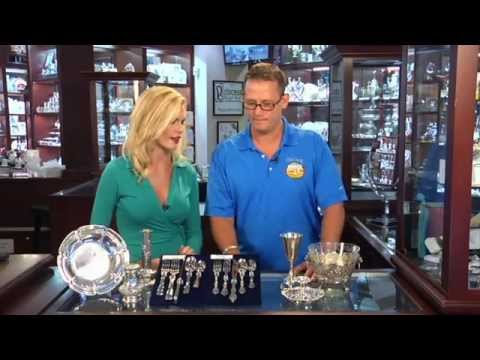 How to Sell Your Sterling Silver Flatware and Holloware