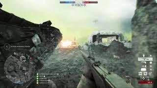 Battlefield 1 - Conquest - Passchendael - Funny Death