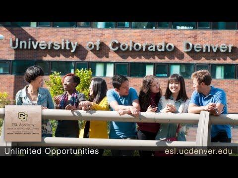 International Day | ESL Academy | University of Colorado Denver