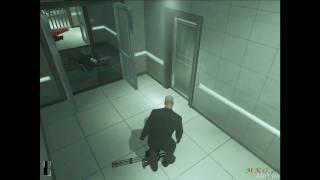 Как достать пулемёт из игры Hitman Contracts(Вот обещенное мною видео