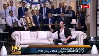 العاشرة مساء| التجارة مع الله أغرب تصريحات سعد الصغير للإبراشى
