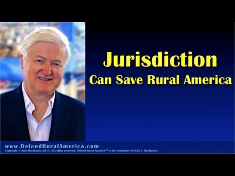 JURISDICTION CAN SAVE RURAL AMERICA