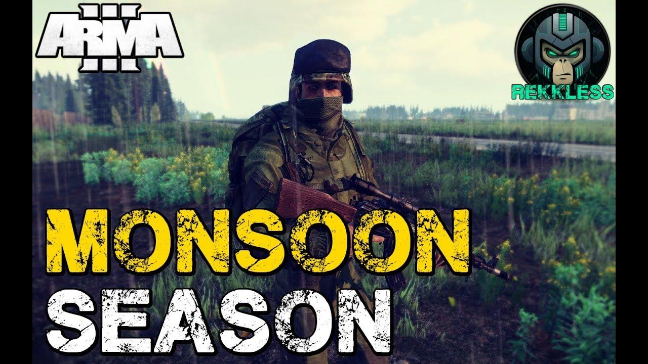 ArmA 3 - Monsoon Season