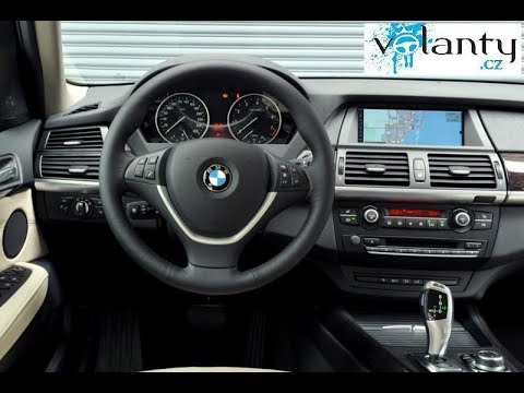 Dismantling Steering Wheel Remove Airbag Bmw X5 E70
