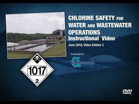 Chlorine Safety For Water And Wastewater Operators