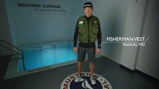 Inflatable Fisherman Vest | Mustang Survival