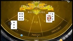 Punto Banco Batticuore Privee at Poker Vincente