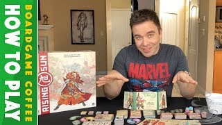 How To Play Rising Sun with Board Game Coffee