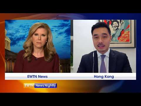Hong Kong police reject application for annual Tiananmen Square vigil | EWTN News Nightly
