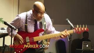 "Reggie Parker Playing Musiq Soul Child  ""Half Crazy"""