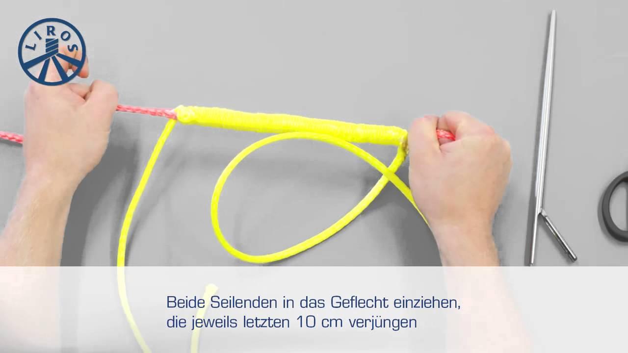 Ausgezeichnet Hand Spleißendes Drahtseil Fotos - Elektrische ...