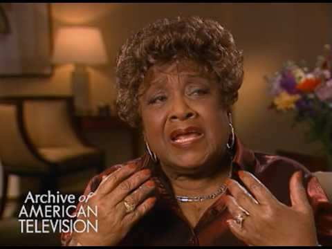 "Isabel Sanford on her ""All in the Family"" character Louise Jefferson"