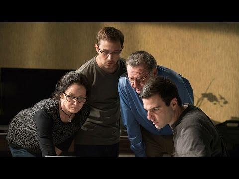 'Snowden' (2016) Official Trailer 2 | Joseph Gordon-Levitt, Shailene Woodley