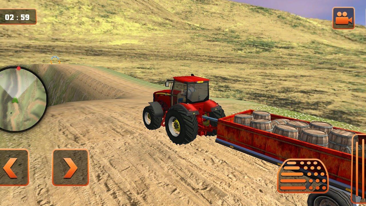 Direksiyonlu Traktor Oyunu Indir Kepce Oyunlari Araba Oyunu