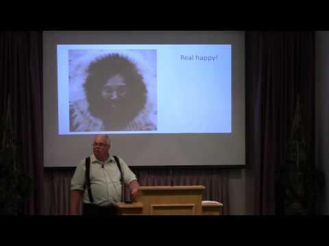 Preaching in the Upper Peninsula, Michigan - Tim Anderson