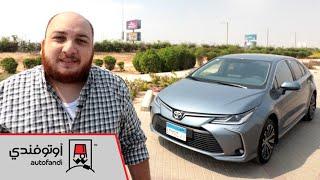 تجربة قيادة تويوتا كورولا 2020 - 2020 Toyota Corolla Review