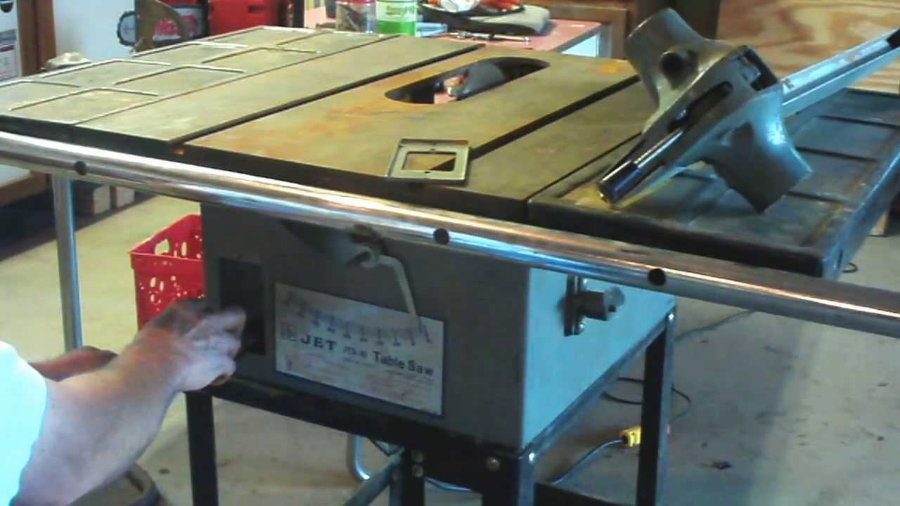 Update on the jet table saw youtube update on the jet table saw keyboard keysfo Choice Image
