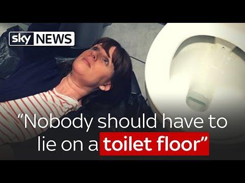 Mum's battle over 'horrendous' disabled...