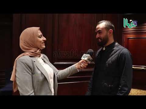 الإعلامي اللبناني زاريه باريكيان: الفتاة المحجبة لابد أن تكون صاحبة رسالة  - 23:52-2019 / 4 / 11