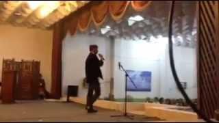 Jazba Junoon ( Live Perfomance ) - Waleed