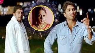 Allu Arjun And Prakash Raj Best Emotional Climax Scene |#Allu Arjun | Telugu Videos